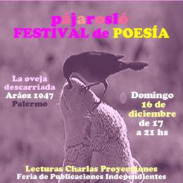 Pájarosló: Festival de Poesía Independiente